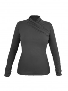 Turtleneck blouse  (1) (1)