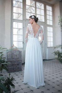 Wedding gown W003