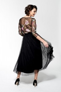 Tulle soft skirt  S139