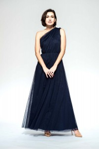 One shoulder maxi dress D114 (1)