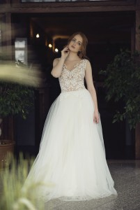 "Wedding gown ""beautiful Helena"""