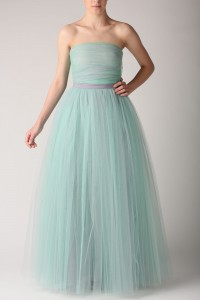 maxi tulle skirt - made to order. Grey&Mint