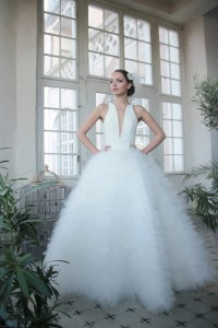 "Wedding gown ""Nina"" (W002)"